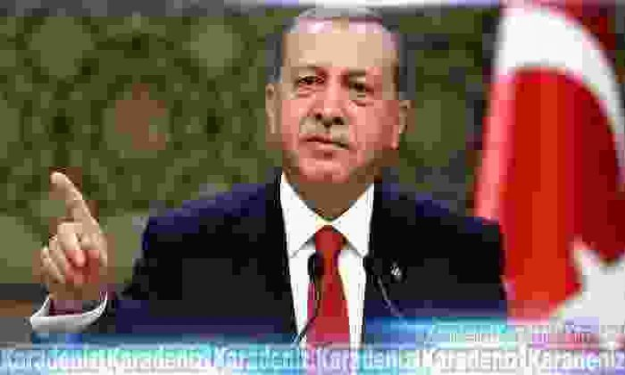 Türkiye'nin kaderi Erdoğan'ın elinde