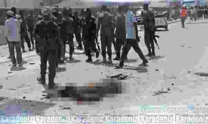 Ülkede polis merkezine bombalı saldırı