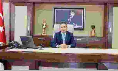 Vali Kemal Cirit'in 24 Temmuz Basın Bayramı Mesajı