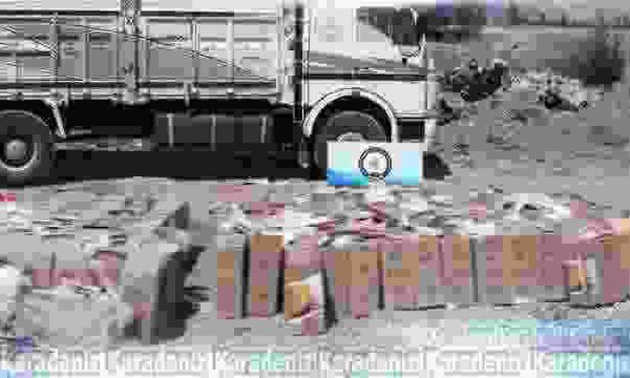 62 bin paket kaçak sigara ele geçirildi!
