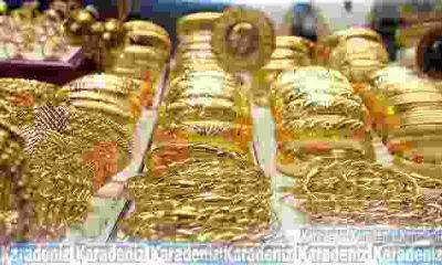 Altının gram fiyatı!
