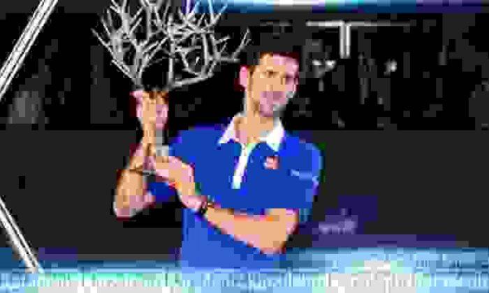 Djokovic tarihe geçti