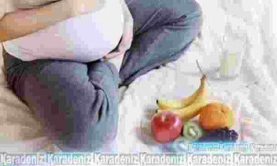 Gebelikte alınan kiloları dert etmeyin