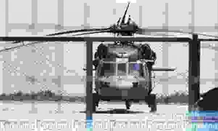 Kaçırılan helikopterle ilgili kritik uyarı