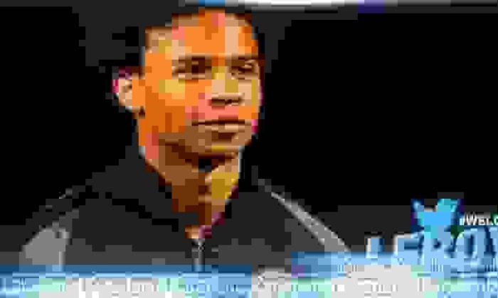 Leroy Sane Manchester City'de