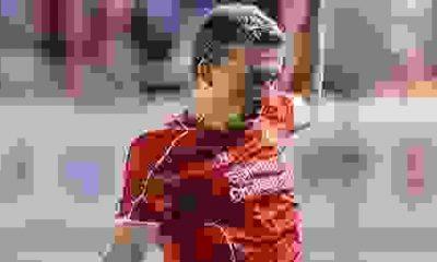 Liverpool'un Orta Sahadaki Sambacısı Lucas, Neredeyse Aslan!
