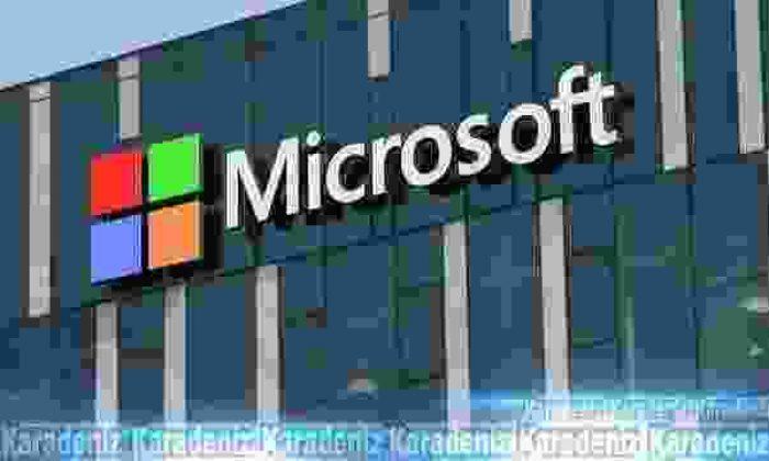 Microsoft'ta deprem