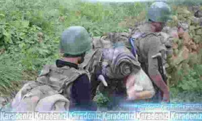 Orduda PKKlı grup her yerde aranıyor