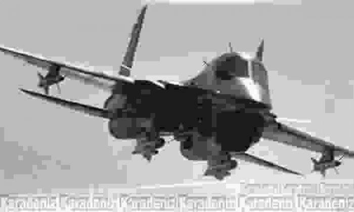 Rus jeti ölüm yağdırdı!