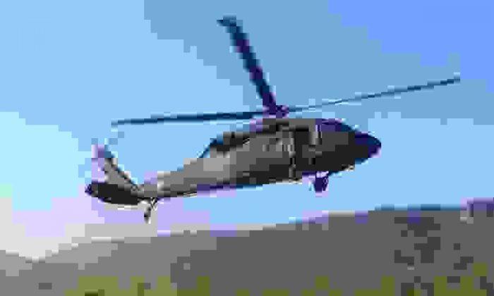 Rusya helikopteri düşürüldü