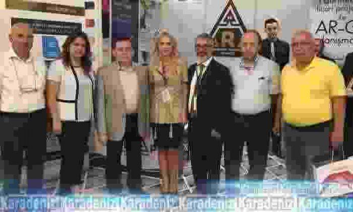 Trabzon'da Emlak ve İnşaat Fuarı açıldı