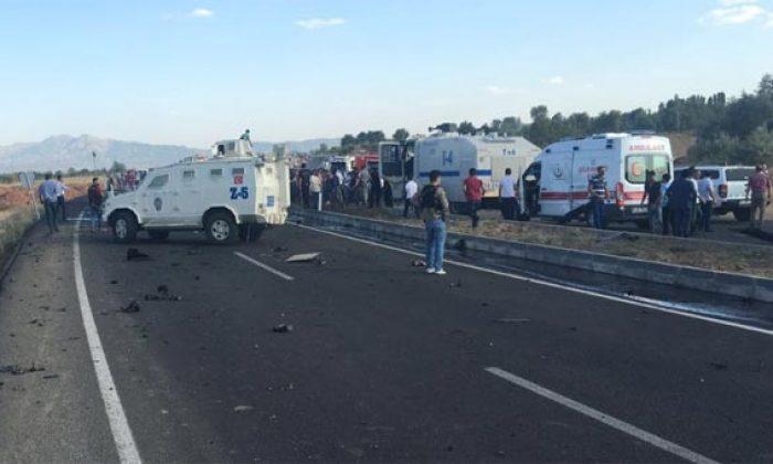 Bingöl'de Yaşanan Saldırıda Şehit Olan Trabzonlu Poliste Şehit Oldu!
