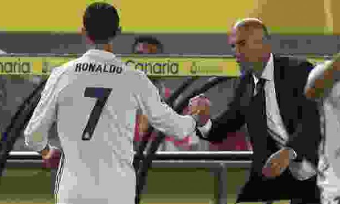 Ronaldo'dan Zidane'ye Hakaret Şoku