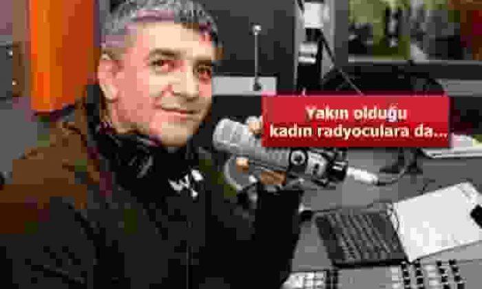 Radyo Spikeri Cem Arslan'a Bir Kadın Bıçakla Saldırdı!