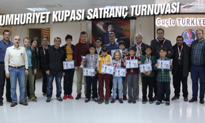 Cumhuriyet Kupası Satranç Turnuvası