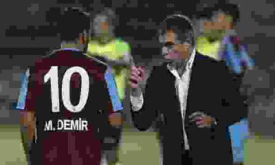 Ersun Yanal Trabzonspor Kariyerinin En Kötüsünü Yaşıyor
