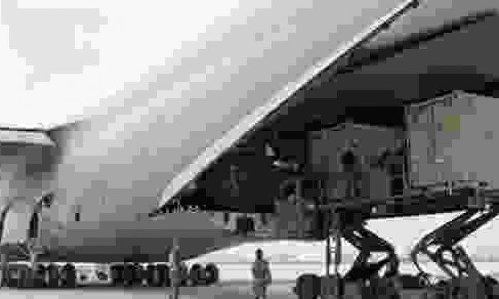 Kargo Uçağında Sınırsız Hizmet Başladı