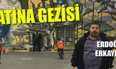 Atina Gezisi