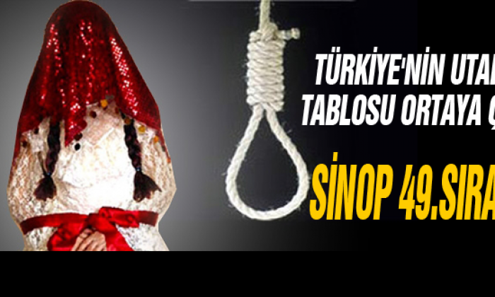 Türkiye'nin utanç tablosu ortaya çıktı