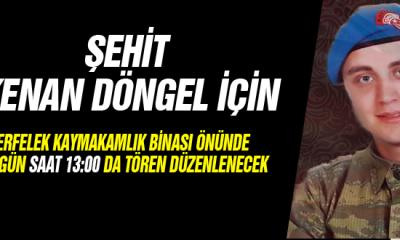 Sinop'a Yine Şehit Ateşi Düştü