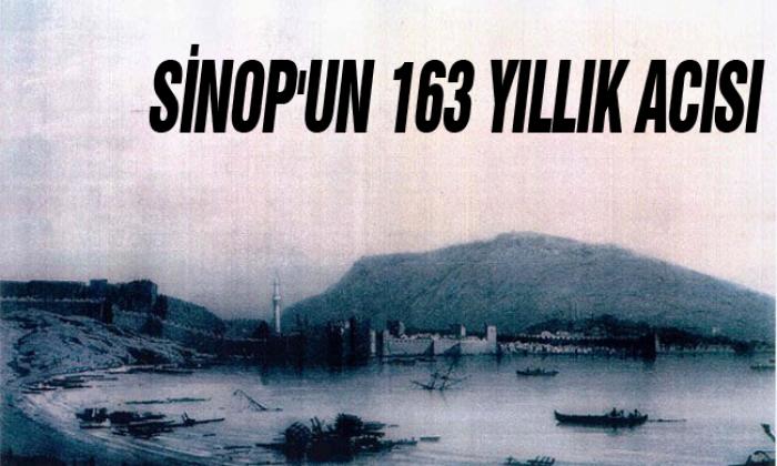 Sinop'un 163 yıllık acısı
