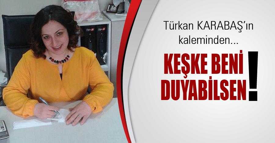 Keske Bizi Duyabilsen Canım Babam! - Ayancık Gazetesi