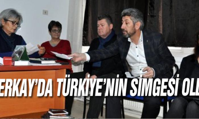 Berkay'da Türkiye'nin Simgesi Oldu