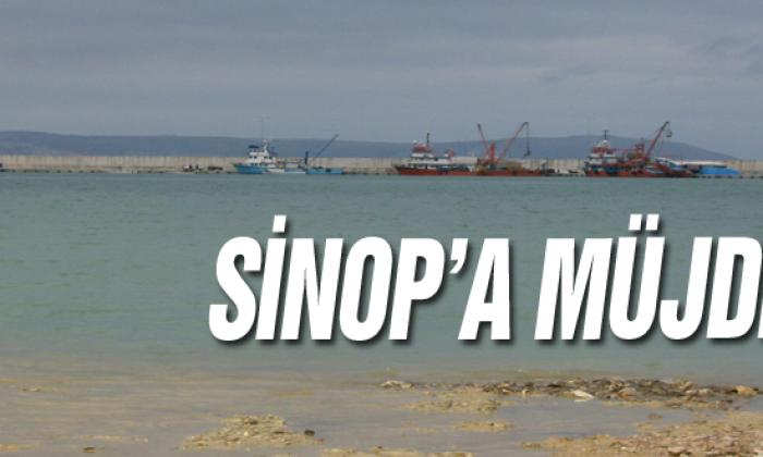 Sinop'a Müjde:Balıkçı Barınağı Çözüme Kavuşuyor