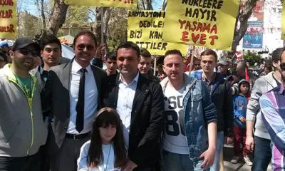 Chp'li Karadeniz: Nükleer Belasına İzin Vermeyeceğiz