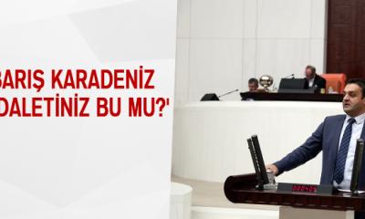 Karadeniz 'Adaletiniz Bu Mu?'