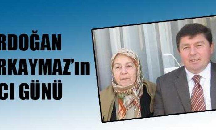 Eğitimci Erdoğan Erkaymaz'ın Acı Günü
