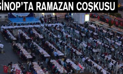 Sinop'ta Ramazan Coşkusu