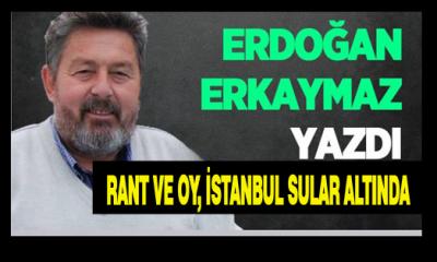 Rant ve Oy, İstanbul Sular Altında