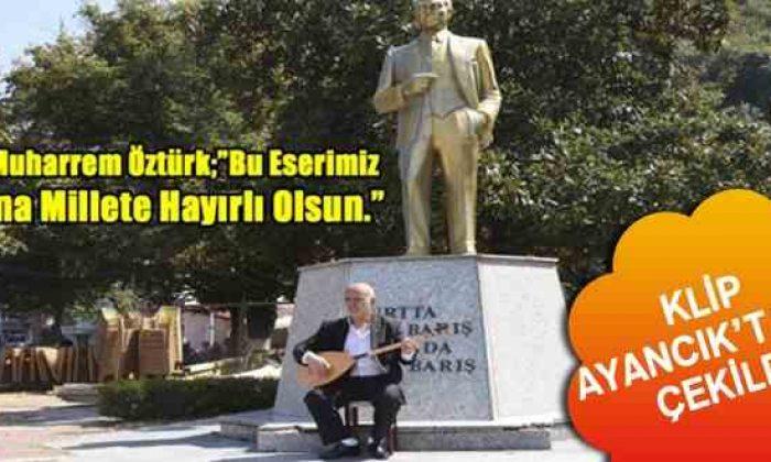 Ozan Öztürk Yeni Klibini Sinop'ta Çekti