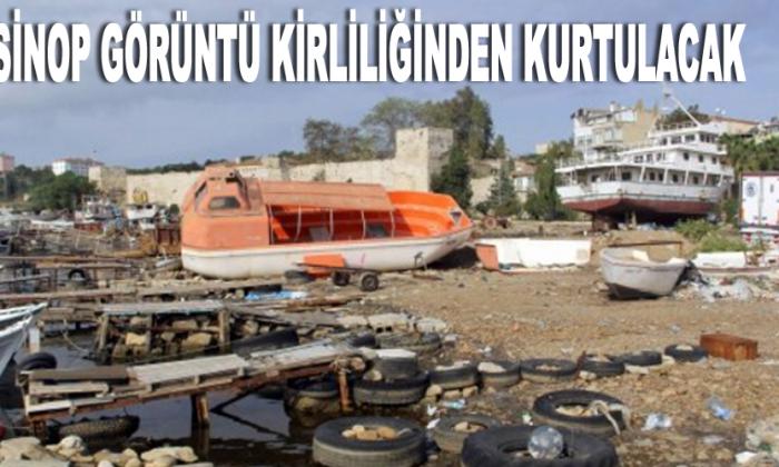 Sinop Görüntü kirliliğinden kurtulacak