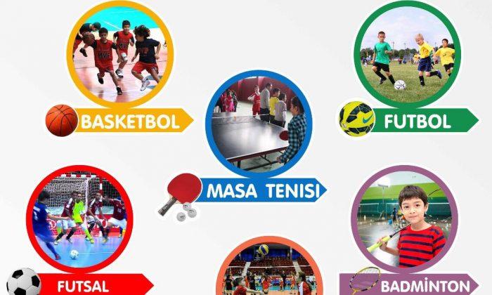 Ayancık Belediyesi Kış Spor Okulu Başlıyor