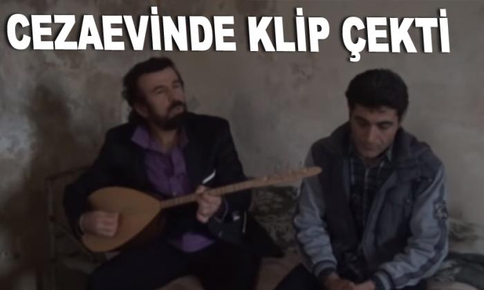 Tarihi Sinop Cezaevinde klip çekildi
