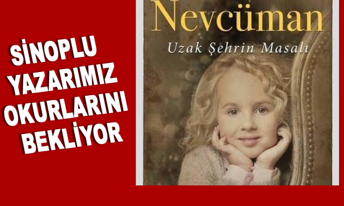 Sinoplu Yazarımız okurlarını bekliyor