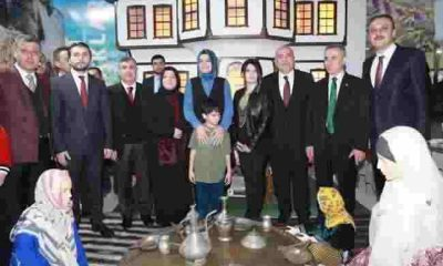 Mutlu Şehir İstanbul'dan Mutlu Döndü
