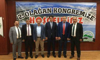 ASİLDER'E KOCAELİ'DE SICAK KARŞILAMA
