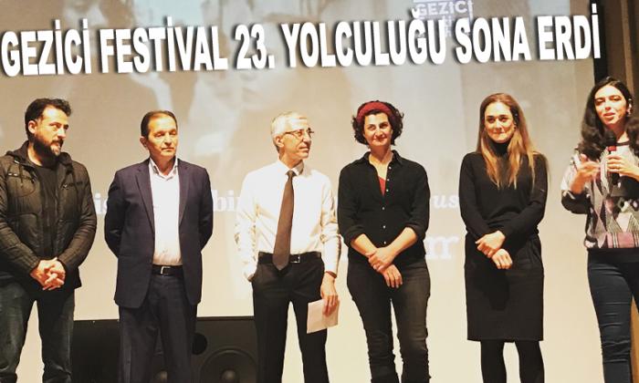 GEZİCİ FESTİVAL SİNOP'TA
