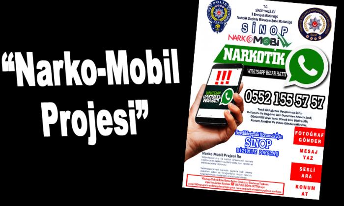 """""""Narko-Mobil Projesi"""""""