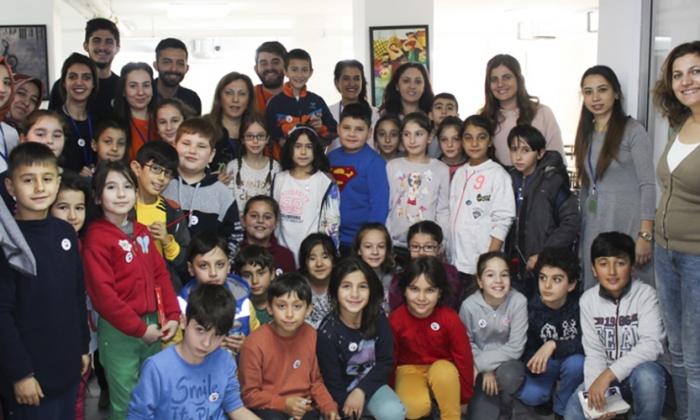 Boyabatlı Öğrenciler Çocuk Üniversitesinde