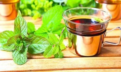 Bitkisel gece kullanılan form çay