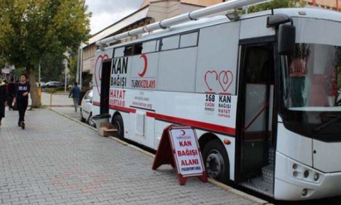 Kızılay Bağışları Kabul Ermek Üzere Gerze'ye Geliyor