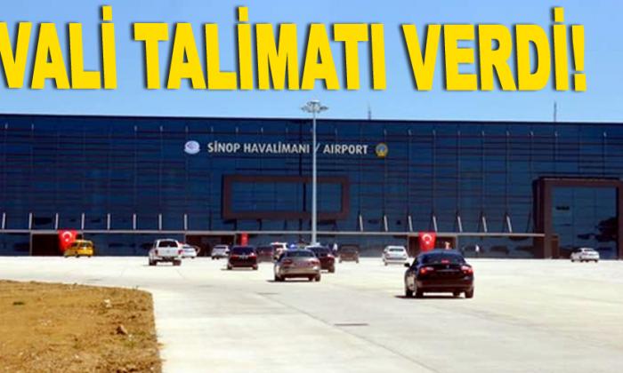 Havalimanı gümrüklü hale getirilecek