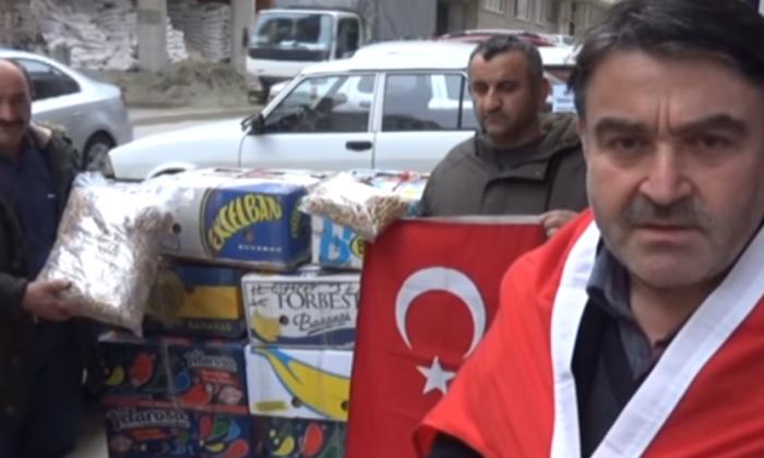 Askere enerji takviyesi Sinop'tan