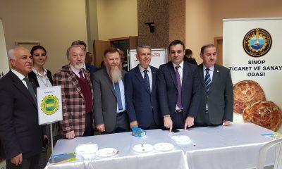 Sinop Nokulu, Ankara'da düzenlenen törenle tescil belgesini aldı