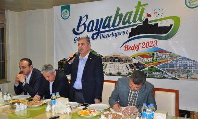 Boyabat Kent Konseyi toplantısı gerçekleştirildi