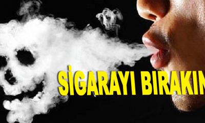 Sigarayı Bırakın!